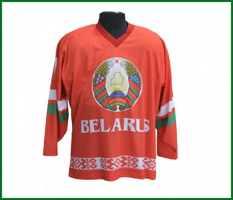 Хоккейный свитер в подарок 76